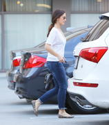  Minka Kelly - out and about in Los Angeles 11/14/12