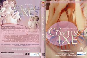 La Comtesse Ixe / Графиня Х (Jean Rollin as Michel Gentil, Encore) [1976 г., All Sex,Classic, DVDRip]