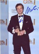 Colin Firth In Person Autograph 17.02.2011 (1X)