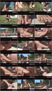 Feet Lick Female Domination
