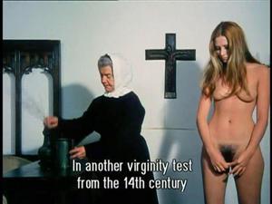 The virginity report