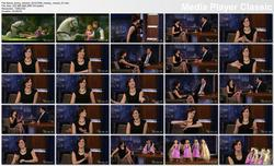 Mandy Moore @ Jimmy Kimmel Live 2010-10-28